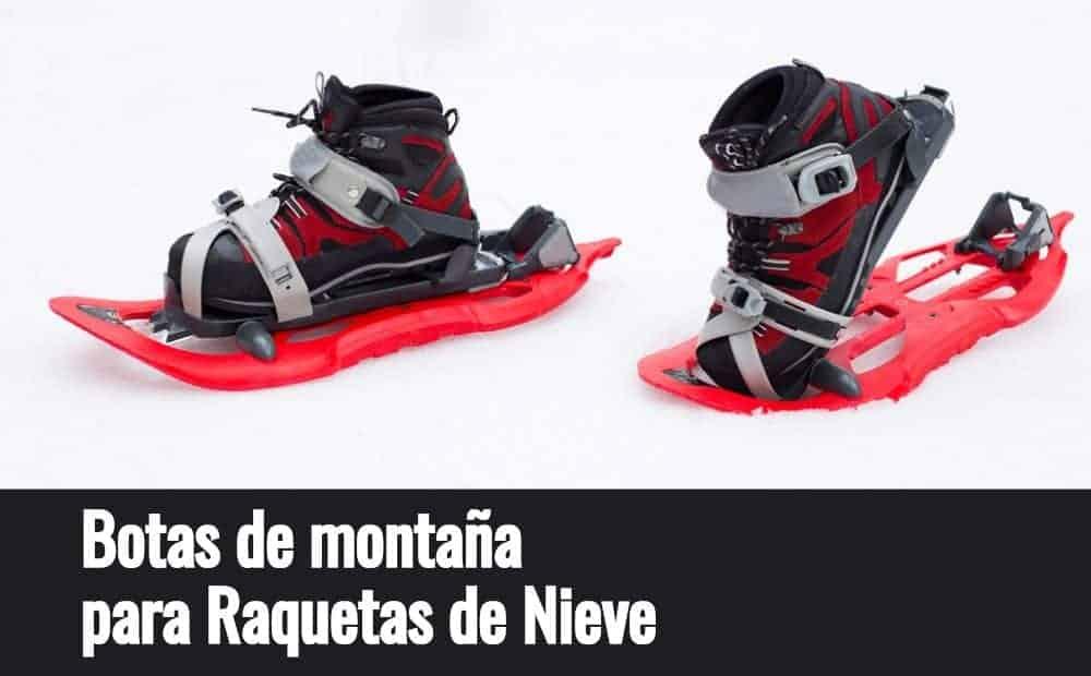 busca lo último sombras de calidad ≫ Las mejores botas de montaña para raquetas de nieve ...