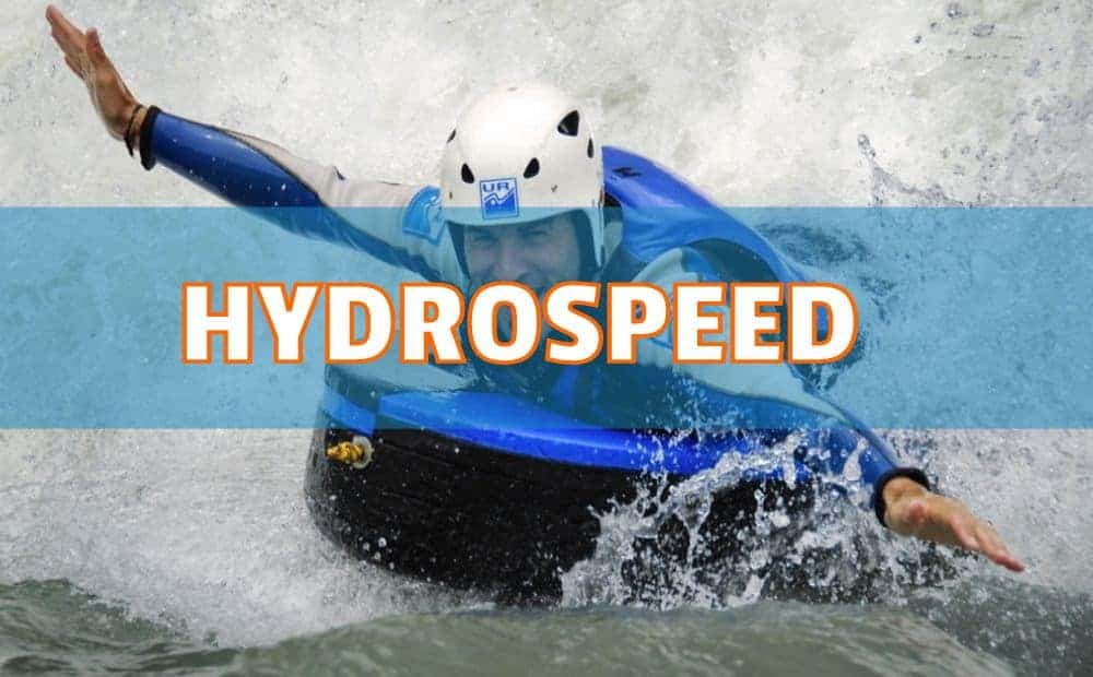 HydroSpeed trineo