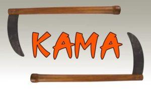 armas de los ninja - kama
