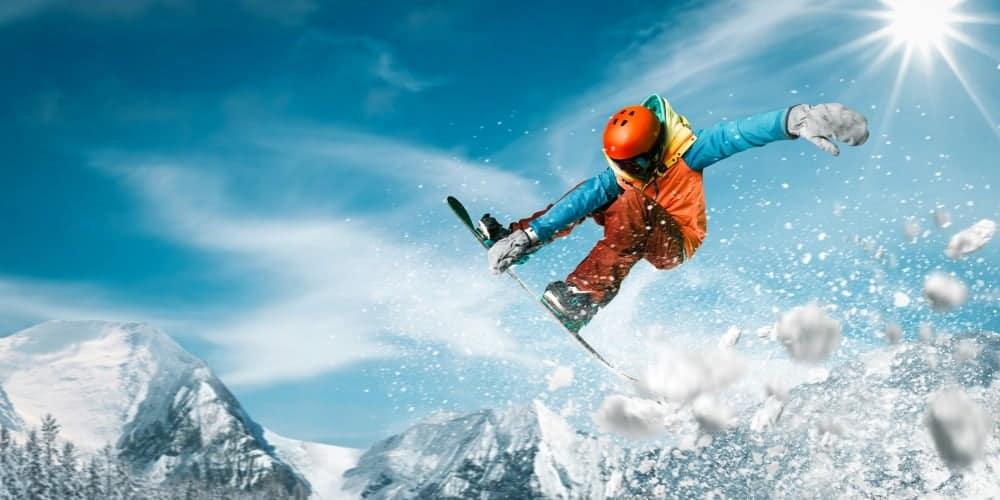 SnowBoarding deporte