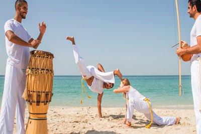 baile lucha brasileño