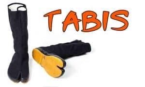 mejores tabis para ninjutsu