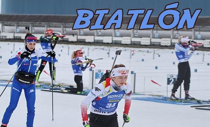 biatlon españa