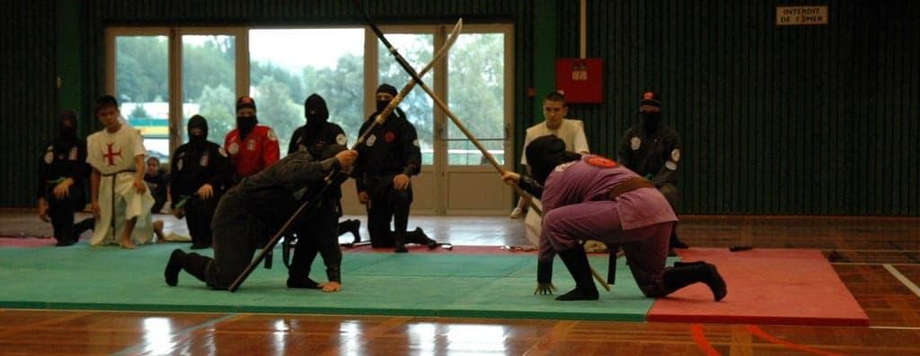 escuelas de ninjutsu en españa