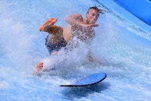 surf con olas artificiales