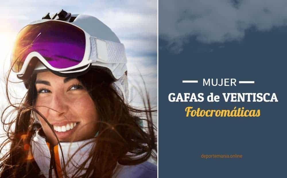 c9dc6ff35b ≫ Mejores Gafas de Ventisca Fotocromáticas para mujer