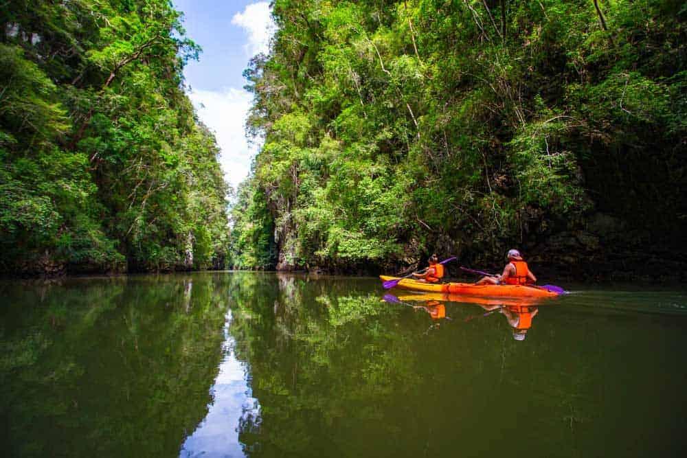 kayaks hinchables baratos para pesca, mar