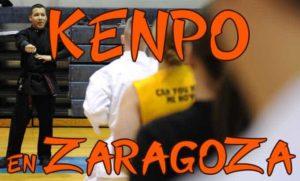 karate kempo en Aragon
