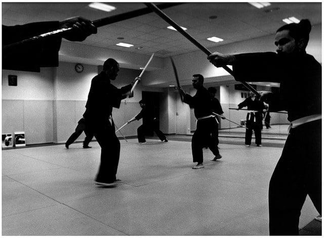 ninjutsu arte marcial