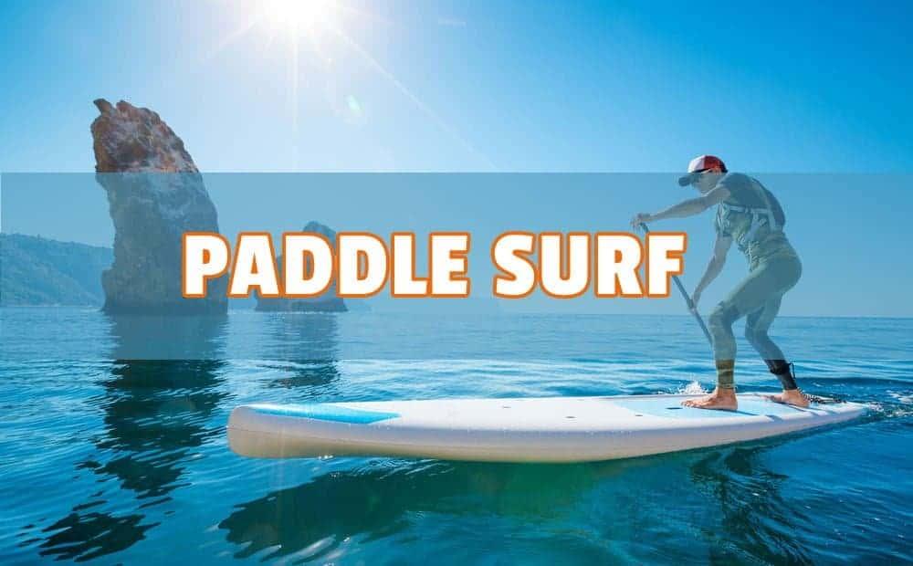 tablas para hacer surf de pie