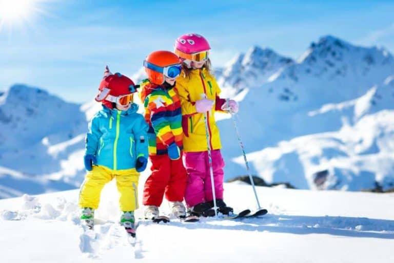 Pantalon esqui niño Decathlon