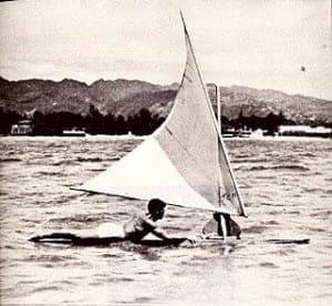 Windsurf historia