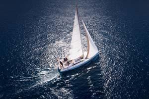 navegar en yate
